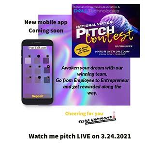 NEA pitch contest